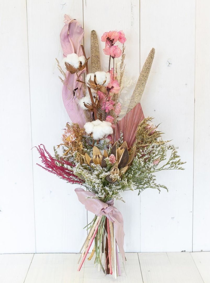 trockenblumen-strauss
