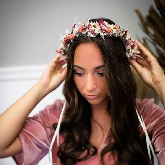Dry_Flower_Haarkanz_Flowercrown_Headpiece_rosa_weiss_white_Medium (7)