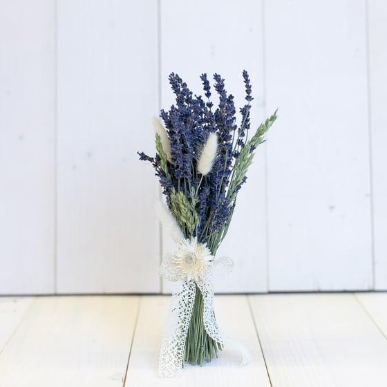 Dry_Flower_Strauss_Geschenkidee_Lavendel_Bund_Deko (1)