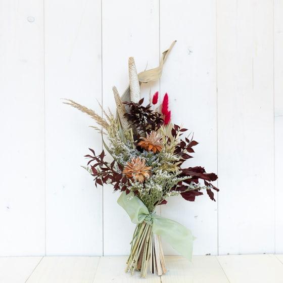 Dry_Flower_Strauss_Modern_Rot_Medium_Mittel_ (1)