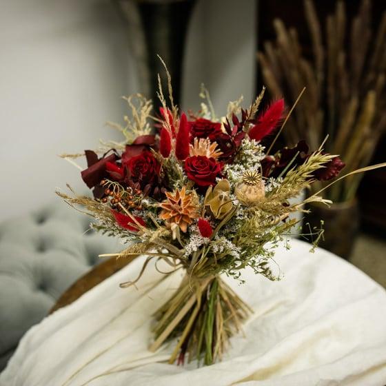 Dry_Flower_Strauss_Stehstrauss_Blumen_Mix_rot_Natur (3)