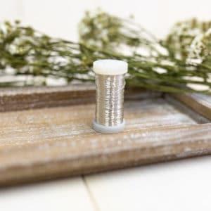Dry_Flowers_Draht_Schmuckdraht_Silber